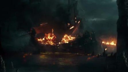 Pirati dei Caraibi: La vendetta di Salazar - Il trailer Italiano HD