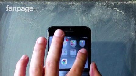 Capire chi chiama senza guardare l'iPhone