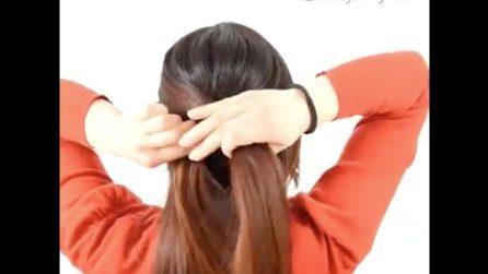 Intreccia i capelli e realizza un'acconciatura fantastica in poche mosse