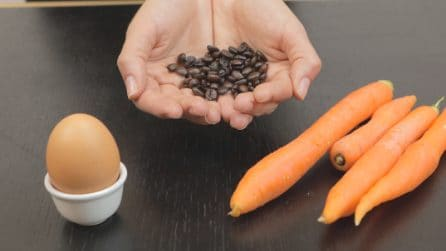 Carote, uova e caffè: la metafora sulla vita che ci farà riflettere