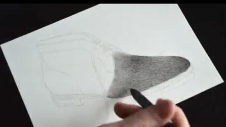 Traccia linee sottili col pennarello: crea un disegno che sembra uscire fuori dal foglio
