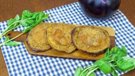 Medaglioni di melanzane ripieni di carne: la ricetta originale per una cena spettacolare!