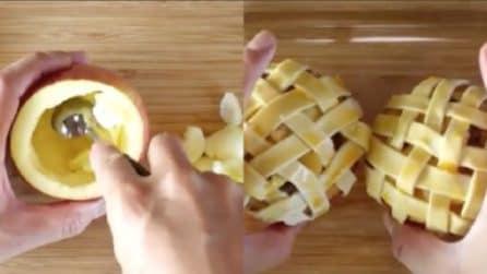 Una torta di mele davvero speciale: la ricetta è semplice