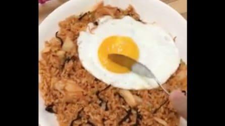 Come preparare il riso fritto: una ricetta tipica coreana