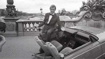 Ci ha lasciati Roger Moore, uno degli 007 più famosi del cinema