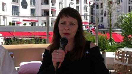 """Cannes 2017, Barbara Bobulova: """"Nel film 'Cuori Puri' madre oppressiva e protettiva"""""""