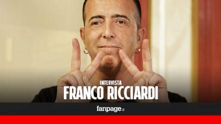 """Il """"Blu"""" di Franco Ricciardi: """"Il pregiudizio ti fotte, è un esame continuo, ma io guardo al futuro"""""""