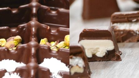 Handmade Fancy Chocolates: an ingenious idea!