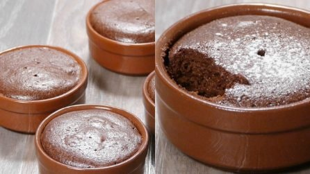 So-Easy Chocolate Soufflés: quick, easy and delicious!