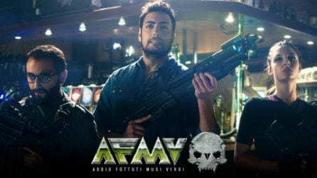 """AFMV - """"Addio fottuti musi verdi"""": il teaser del film dei The Jackal"""