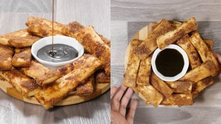 Oven-Baked Churros: you will love this recipe!