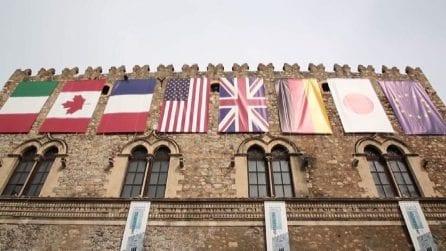 Al via il G7 di Taormina: chi c'è e tutti i numeri del summit