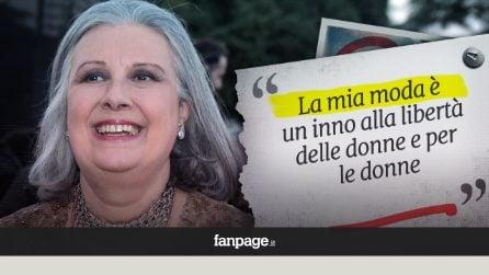 Se ne va la regina della moda italiana. Addio a Laura Biagiotti