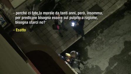"""""""Voglio vedere Greggio 'attapirato' per evasione fiscale"""": il video del Tapiro a Insinna mai trasmesso"""