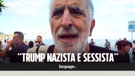 """Sindaco di Messina contro Trump: """"Politica nazista e folle"""""""