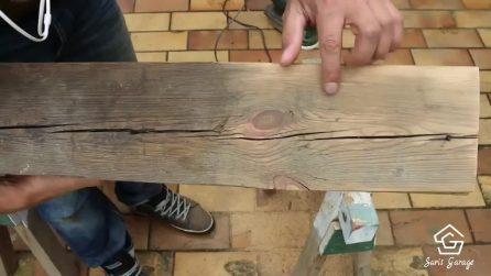 Realizza oggetti d'arredamento usando il legno: un'idea creativa per la casa