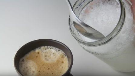 Come preparare la schiuma per il caffè in pochi secondi