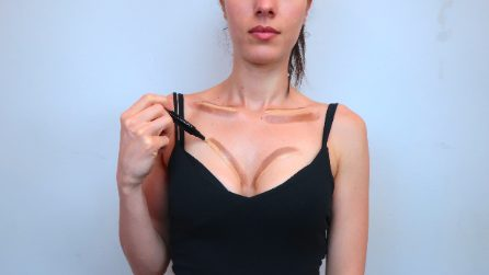 Il trucco perfetto per avere un seno più grande