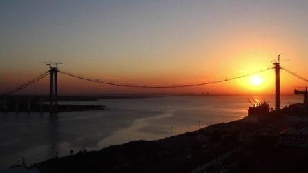 La Cina costruisce a Maputo il ponte sospeso più lungo d'Africa