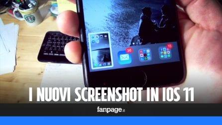 Novità iOS 11, arrivano i nuovi screenshot: come modificare le istantanee schermo in iPhone