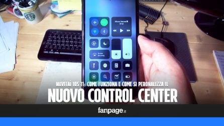 Novità iOS 11: come sarà (e come personalizzare) il nuovo Control Center in iPhone