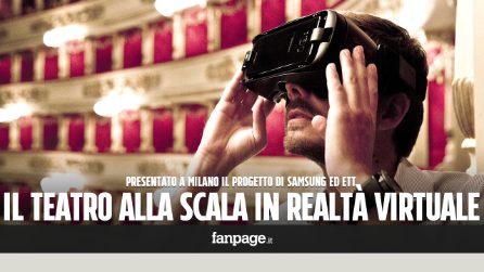 Dalla realtà virtuale alle app: la rivoluzione digitale del Teatro alla Scala di Milano