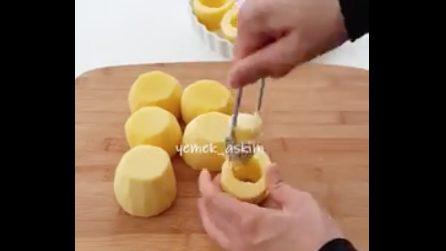 Patate ripiene al sugo: una ricetta particolare e gustosa