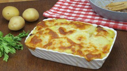 Parmigiana di carne e patate: l'alternativa a cui non saprete resistere!