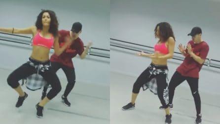 Sexy balletto hip hop: la bellissima esibizione della coppia