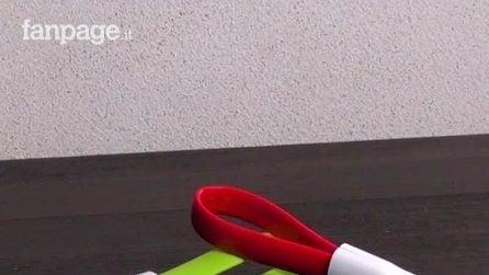 PowerMe, il cavo USB tutto italiano che trasforma lo smartphone in una power bank