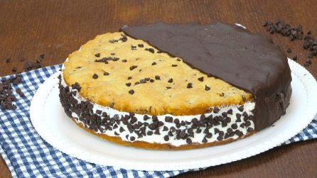 Torta biscotto gelato: il dessert che sorprenderà tutti!