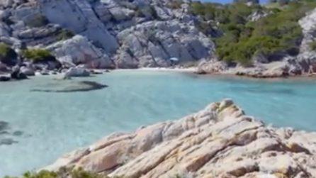 """Sardegna, il litorale di Chia è il """"mare più bello"""" del 2017"""