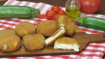 Fagottini di zucchine: facili, semplici e gustosi!