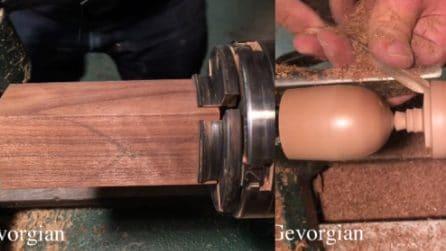 Parte da un pezzo di legno di scarto: realizza un oggetto stupendo
