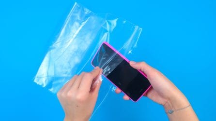 How to reuse plastic food bag