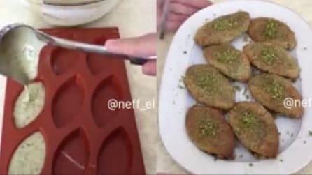 Muffin al pistacchio: la ricetta originale da provare