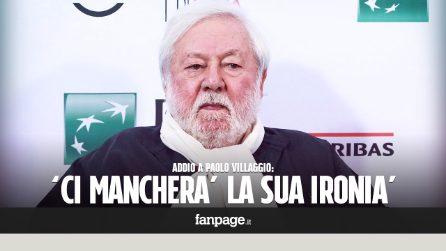 """Addio Paolo Villaggio, il ricordo dei romani: """"Com'è umano lei, farà ridere qualcuno su in Paradiso"""""""
