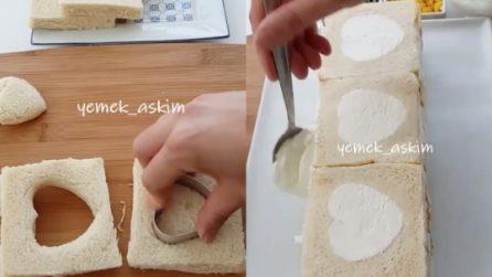 Super sandwich all'insalata: un piatto unico e facile da preparare