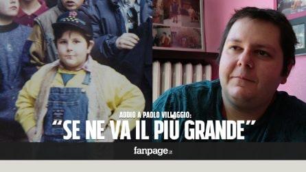 """Mario Bianco, Nicola in 'Io speriamo che me la cavo': """"Noi abbiamo conosciuto il vero Paolo Villaggio"""""""