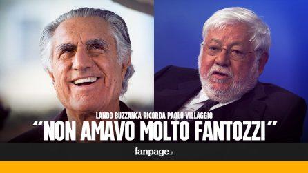 """Morte Paolo Villaggio, Lando Buzzanca: """"Era straordinario anche se non ho mai amato Fantozzi"""""""