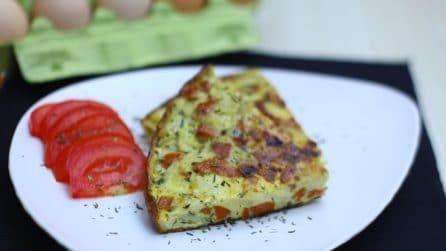How to make a perfect Spanish omelette!