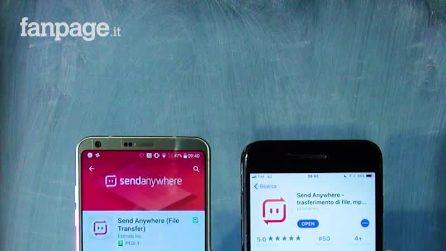 Trasferire foto e video da iPhone e Android (e viceversa)