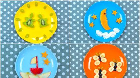 Creative fruits: 4 original ideas
