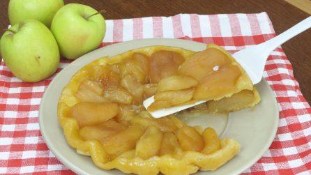 Tarte tatin, a deliciosa receita da tarta de maçã francesa