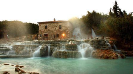 Le cascate di Saturnia, una meraviglia tutta italiana