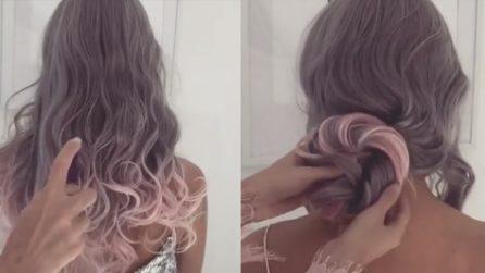 Dà più volume ai capelli con questi prodotti, poi realizza una pettinatura elegantissima