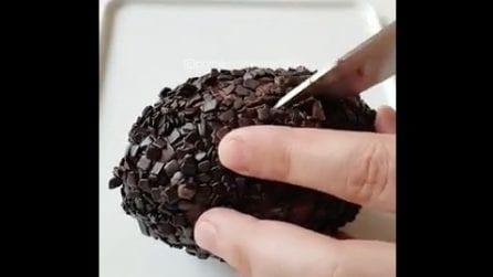 Realizza delle golosissime uova con ripieno a sorpresa: la merenda da acquolina in bocca