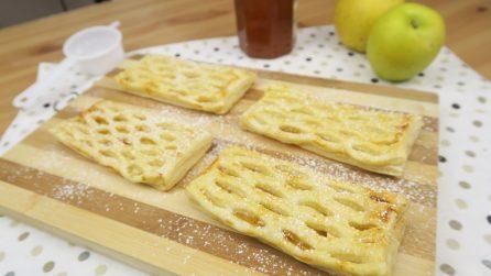 Folhado de maçã: você vai querer fazer essa receita diferente!