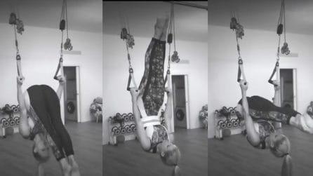 Michelle Hunziker e il suo fisico perfetto: duri allenamenti per tenersi in forma
