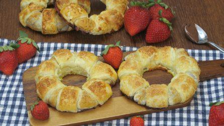 Coroa de morango e chocolato: você vai querer provar essa combinação gostosa hoje!